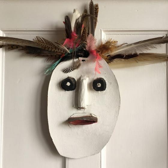 Masks: an experimental installation