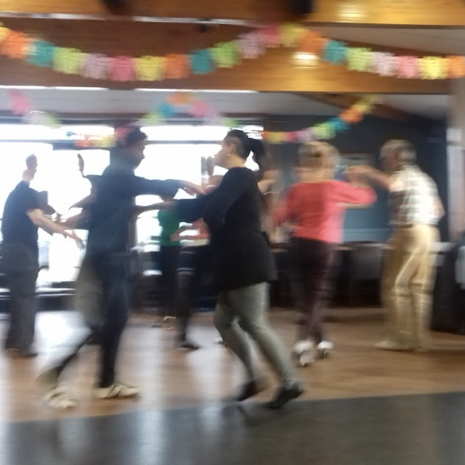 Salsa and Lindy Hop Dance Day