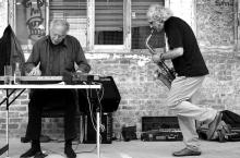 Hear Now – An evening with Trevor Watts & Veryan Weston