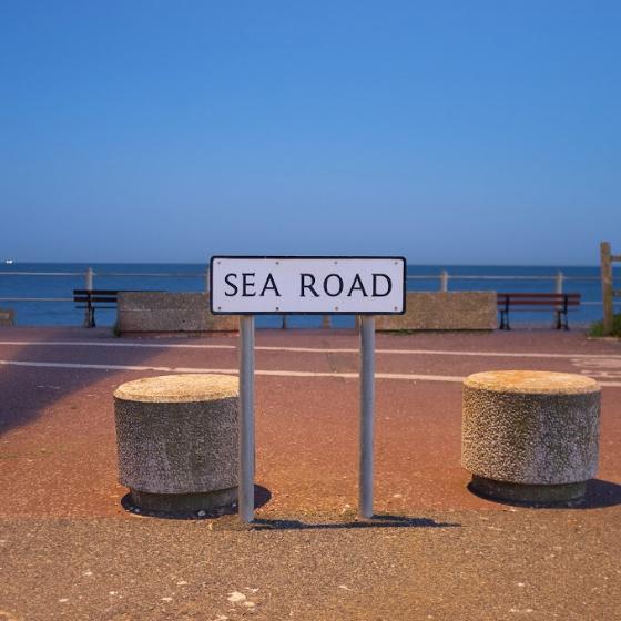 SEA ROAD: Exhibition