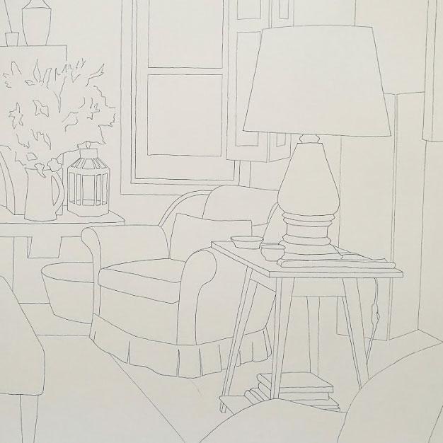 Study of Interiors