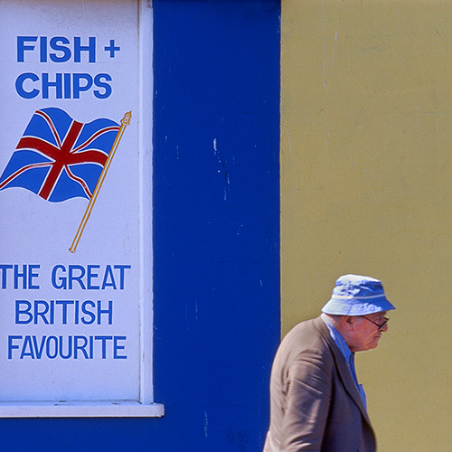 Chris Parker – Fish and Chips Man