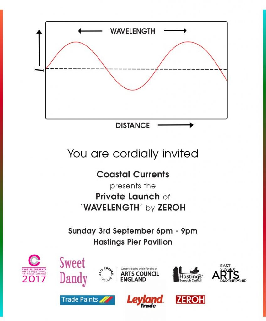 PRIVATE PIER PARTY – to launch ZEROH's Wavelength